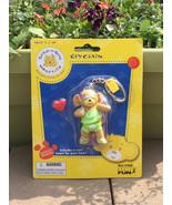 Build a Bear Key Chain Bear Mini Heart kids backpack birthday gift goodi... - $14.83