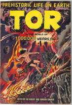 Tor, Prehistoric Life On Earth Comic Book #3, St. John 1954 FINE+ - $59.90