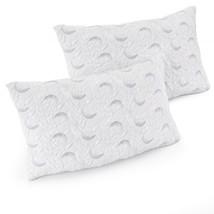 ▶ Shredded Memory Foam Pillow Adjustable Washable Bamboo Cover Queen Siz... - $675,13 MXN