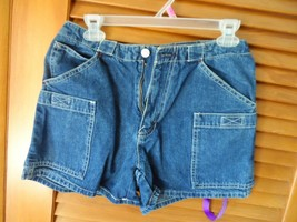 Junior blue jean shorts  size 6 from Gap Jeans - $6.95