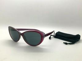 Armani Exchange Brille Burgund Cat Eye 59-16-140MM / Tuch - $29.03