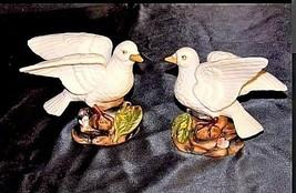 Dove Figurines (Crown Royal) AA18 - 1184  Pair ofVintage