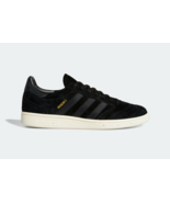 adidas Originals Busenitz Vintage Shoes in Black and White Premium Suede... - $111.49