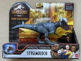 "Jurassic World Camp Cretaceous Savage Strike Stygimoloch 8"" Figure Ramming Head - $14.99"