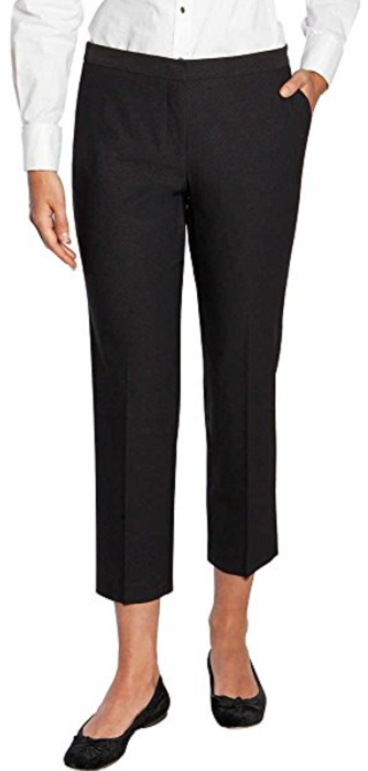 Primary image for Mario Serrani Women's Comfort Stretch Fabric Slim Fit Pants