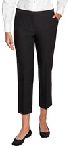 Mario Serrani Women's Comfort Stretch Fabric Slim Fit Pants - $12.99