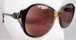Tiziano IV Glasses Frames Womens Chocolate Avant Garde Italy Prescriptio... - $48.50