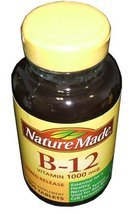 Nature Made Vitamin B-12 1,000 mcg Time Release - 300 Tablets - $29.99