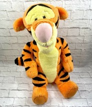 "Tigger Plush Toy Stuffed Animal 18"" Sitting Fisher Price Stuffed Toy Orange Cat - $13.85"