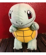 Nintendo Pokemon Squirtle Plush Large Bean Bag 20 Inch Collectable Toy R... - $34.64