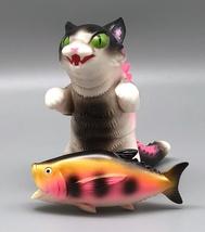 Max Toy Black/White Negora w/ Fish image 2