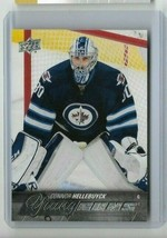 2015-16 Upper Deck Young Guns card #214 - Connor Hellebuyck - Jets - NM/... - $12.19