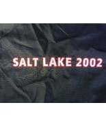 MARKER SALT LAKE 2002 OLYMPICS Medals Plaza Staff Black JACKET Coat MEN'... - $240.73