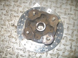 YAMAHA 1998 600 GRIZZLY 4X4 RIGHT FRONT HUB WITH BRAKE DISC  (BIN 43)  P... - $35.00