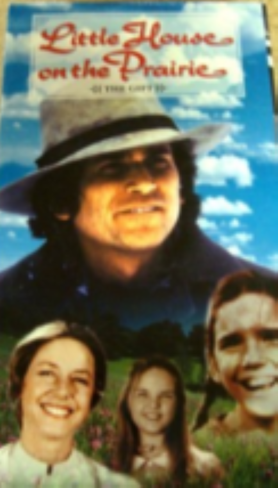 Little House on the Prairie - The Gift Vhs