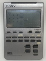 Vintage SONY RM-AV2100 LCD Universal Integrated Remote Commander - $19.79