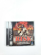 Playstation 1 Risk: The Game of Global Domination 1998 - $16.82