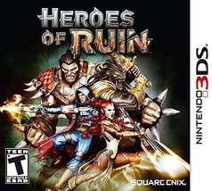 Heroes of Ruin - Nintendo 3DS [video game] - $25.48