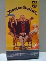 Doctor Dolittle (Color 1967 VHS) [VHS Tape] [1984] - $8.16