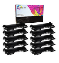 10 TN-450 TONER PRINT CARTRIDGE For Brother HL-2270 2240 2220 2280 MFC-7... - $62.80