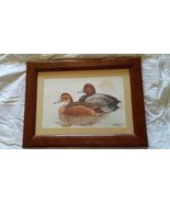 Andrew Kurzmann Painting Artist Proof of Ducks on Water Signed by Artist - $250.00