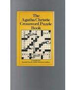 Agatha Christie: Crossword Puzzle Toye, Randall - $24.70
