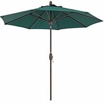 SORARA Patio Umbrella 9' Outdoor Table Market Umbrella with Push Button ... - $75.03