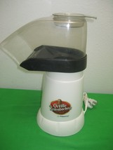 Presto Hot Air Corn Popcorn Popper Orville Redenbacher's 1440 Watt Model... - $14.84
