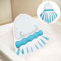 Jellyfish Shape Bath Pillow, Luxury Spa Bathtub Cushion with Upgraded Non-Slip S image 1