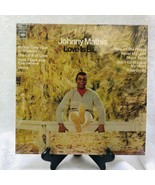 Johnny Mathis Love Is Blue Columbia Records CS-9637 Lp Vinyl Album By Th... - $17.27