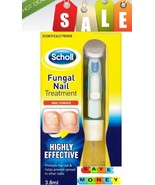 Creat Scholl Fungal Nail Treatment GENUINE PRODUCT kills 99.9% toe nail ... - $12.38