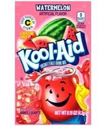 12 Packs of Kool Aid WATERMELON  Flavor Drink Mix Packet Gluten Free FRE... - $11.88