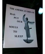 The American Dream Has Put Our Souls To Sleep Patrice McCopy Ballet Book... - $200.00