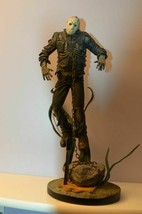 Extremely Rare! Friday The 13th Jason Voorhees Under Water Big Figurine ... - $2,475.00