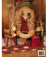 Tole Decorative Painting COUNTRY PRIMITIVES #3 Maxine Thomas Seasons Amish Book - $12.99