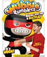 WUBBLE BALL RUMBLERS AIR NINJA INFLATABLE BLOW UP & PUMP - $32.34