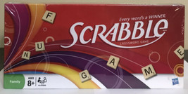 New Hasbro Scrabble Crossword Game 2008 Edition (04024) - $15.19