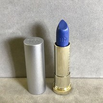 Urban Decay UV-B Vice Vintage Lipstick Vibrant Blue with Purple Shift Full Size - $18.68