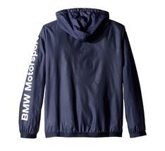 Puma Bmw Motorsport Men's Premium MSP Lightweight Jacket Team Navy Blue 57278001 image 6