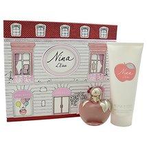 Nina Ricci L'Eau Gift Set for Women - $59.99