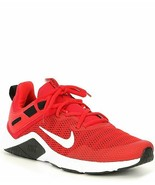 Nike Legend Essential Men's Training Shoe Red/White/Black CD0443 600 Siz... - $49.51
