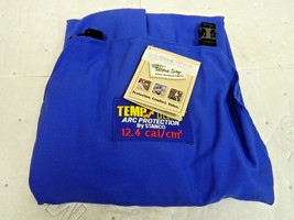 Stanco Indura Bib Overall Temp-Test Electrical Arc Protection TT11670-3XL - $123.75