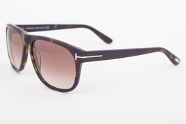 Tom Ford Olivier Tortoise / Brown Gradient Sunglasses TF236 52Q - $204.82