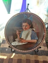 """Vintage 1987 NORMAN ROCKWELL Knowles Collector Plate """"Good Intentions"""" C... - $8.86"""