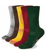 DANISH ENDURANCE Merino Wool Hiking & Trekking Socks Light Grey 3 Pairs,... - $34.67