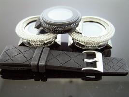 KING MASTER 25.00ct Lab Made Diamond Watch Accesorries - $9.90+