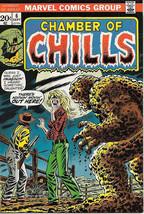Chamber of Chills Comic Book #6, Marvel Comics 1973 VERY FINE+ - $18.29