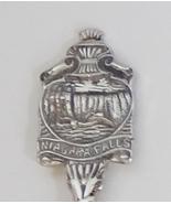 Collector Souvenir Spoon Canada Ontario Niagara Falls USA New York - $6.99