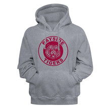 Saved by the Bell Bayside Tigers Hoodie High School Emblem Football Logo... - $39.50+