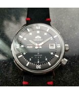 Mens Orient King Diver 42mm Day Date Automatic, c.1960s Stainless Japan Y2 - $900.90